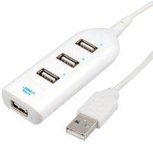 DIGIFLEX 4 PORT SLIM & COMPACT USB MULTI HUB