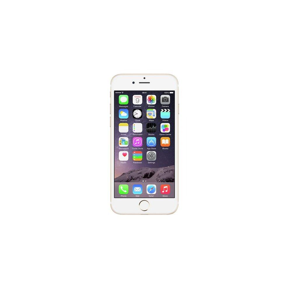 Virgin, 128GB Apple iPhone 6 - Gold
