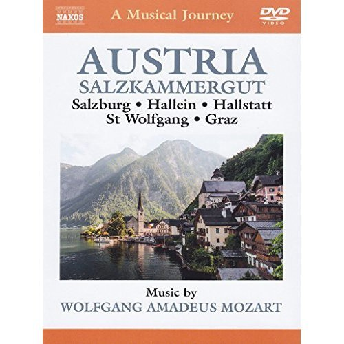 Musical Journey: Austria [Naxos DVD: 2110336] [2013] [NTSC] [DVD]