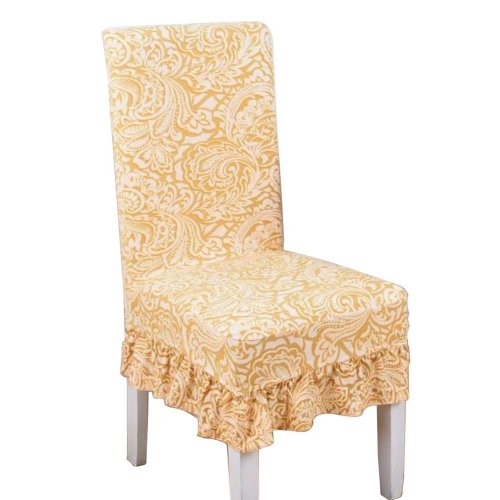 [B] Stretch Dining Chair Slipcover Chair Cover Chair Protector