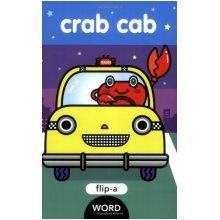 Flip-a-Word: Crab CAB