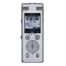 Olympus DM-720 Internal memory & flash card Silver dictaphone
