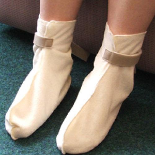 Thermal Fleece Bed Socks - Foot Care - Foot Warmer Ladies & Mens.