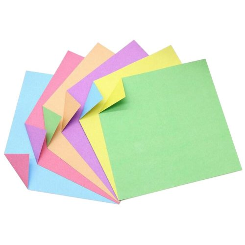 210 Sheets Colorful Square Origami Papers Craft Folding Papers #11