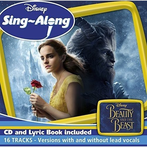 Disney Beauty & The Beast Sing-Along Album | CD