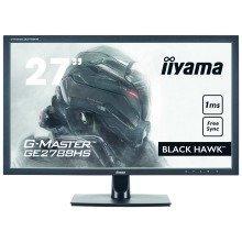 "Iiyama G-master Ge2788hs-b2 27"" Full Hd Tn Matt Black Computer Monitor Led Display"