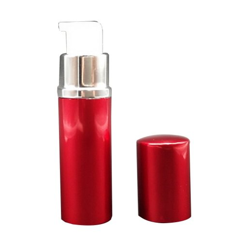 Lotion Dispenser Empty Container Portable Dispenser 10 ml [rouge]