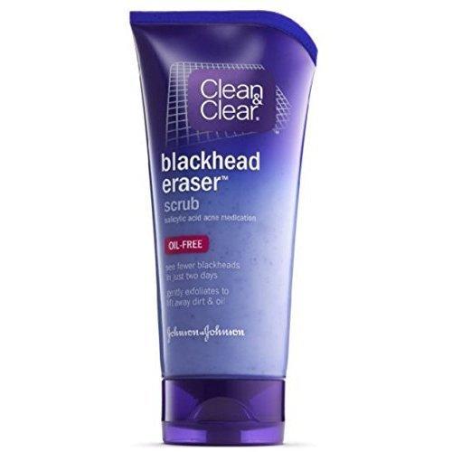 Clean & Clear Blackhead Clear Scrub 5 oz