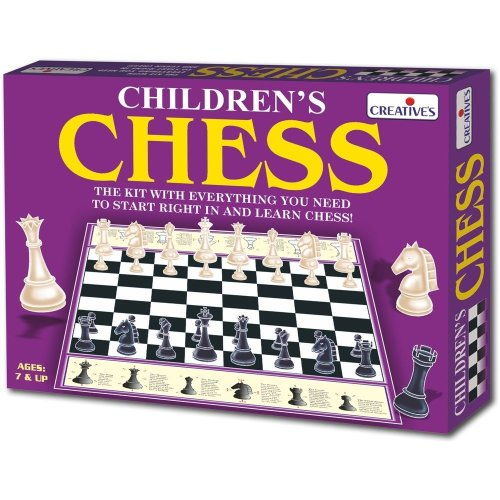 Cre0815 - Creative Games - Children's Chess