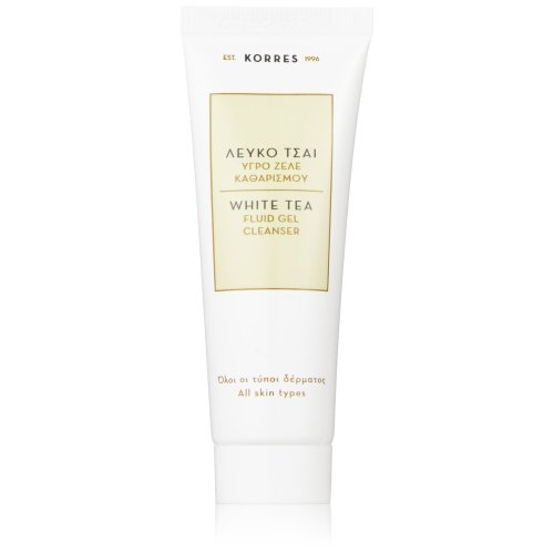 KORRES Travel Size White Tea Gel Cleanser 16 ml