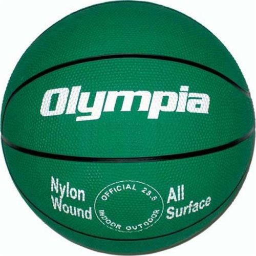 Olympia Sports BA488P Official Olympia Basketball - Green