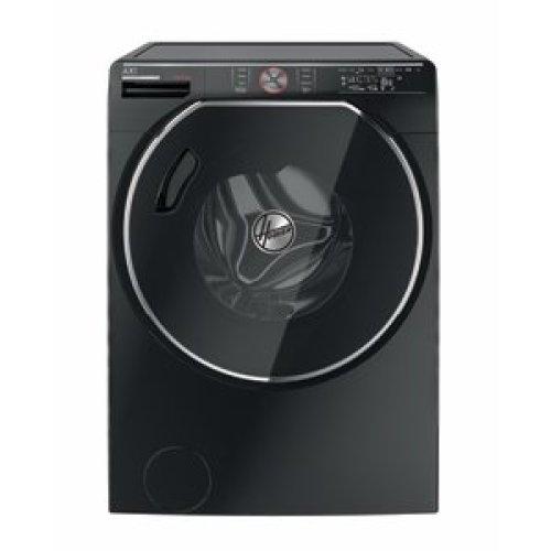 Hoover 10+6kg 1600 spin Washer Dryer BLACK - AWDPD6106LHB-80