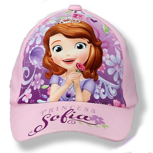 Sofia Baseball Cap - Pale Pink