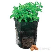 Silverline Potato Planting Bag 360 x 510mm -  potato planting bag gardening 360 x silverline 510mm planter