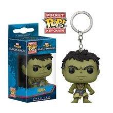 Funko Pocket POP! Thor Ragnarok: Hulk - Vinyl Bobble-Head Keychain