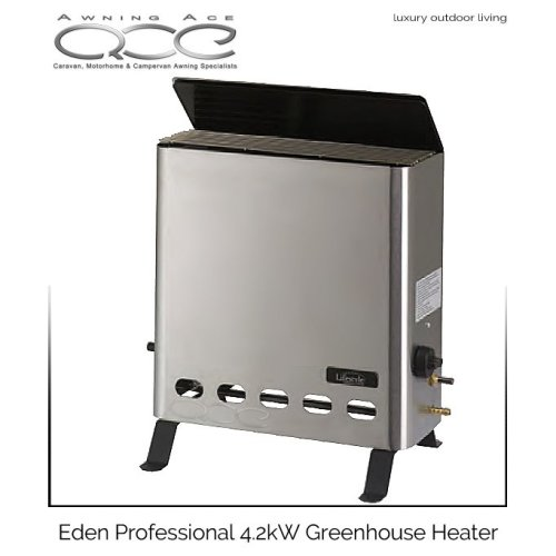 Eden Professional Gas Thermostatic Greenhouse Heater 4.2kW