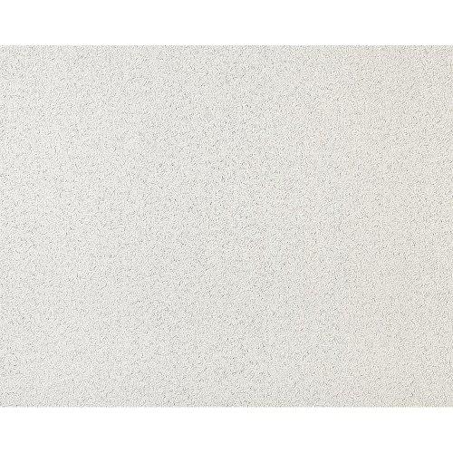 EDEM 917-20 XXL embossed non-woven wallpaper plain light silver-grey | 10.65 sqm