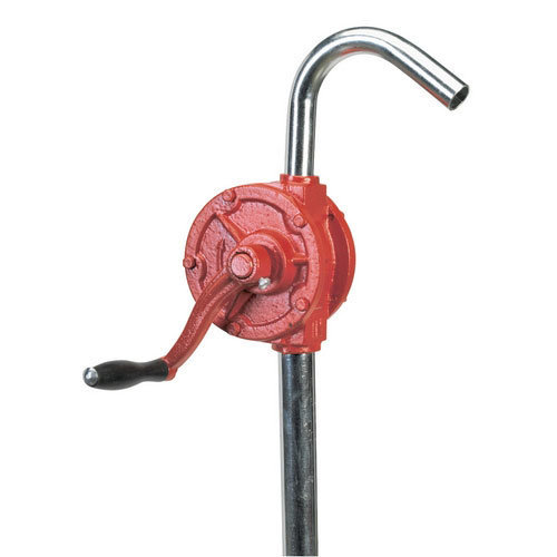 Sealey TP54 Rotary Oil Drum Pump 0.3ltr/Revolution