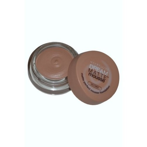 Maybelline Dream Matte Mousse 18g Cameo (#020)