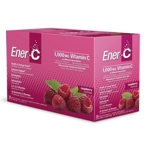 Ener-C  Ener-C Raspberry Sachets 30s
