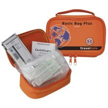 TravelSafe Travellers Sterile Kit - Basic Bag 'Plus'