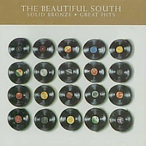 BEAUTIFUL SOUTH - SOLID BRONZE - GREAT HITS [CD]