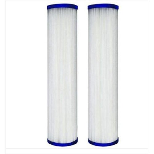 DuPont Pleated Poly Whole House Cartridge - 2 Pack