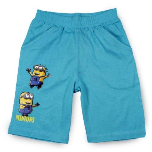 Minions Shorts - Aqua