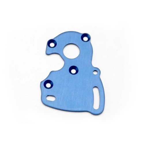 Traxxas 7090 Blue-Anodized Aluminum Motor Plate