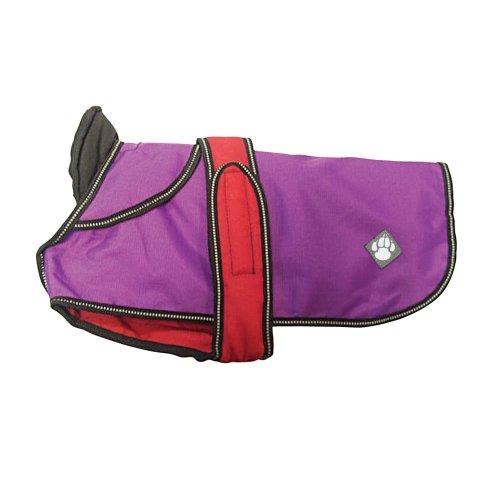 Danish Design Dog Coat 2in1 Purple (30cm)