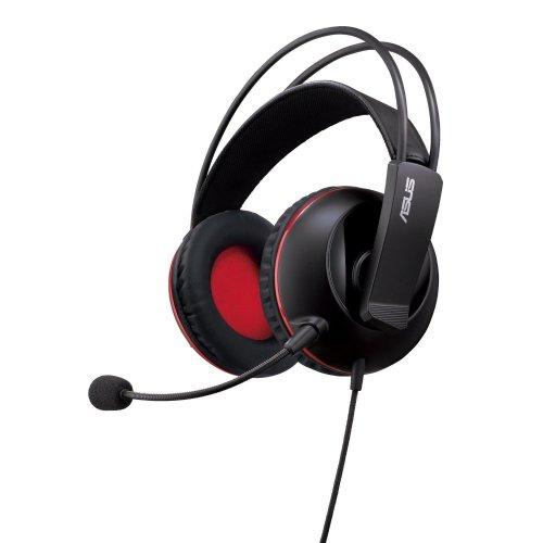 Asus Cerberus Binaural Head-band Black,red Headset