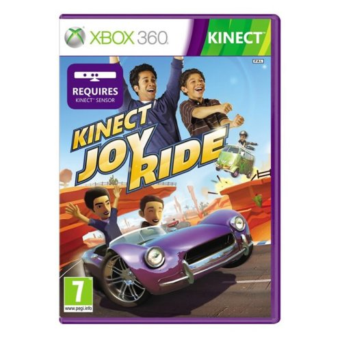 Kinect Joy Ride - Kinect Compatible Xbox 360