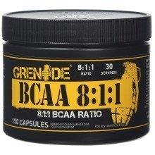 Grenade Bcaa's 8:1:1 - 150 Capsules