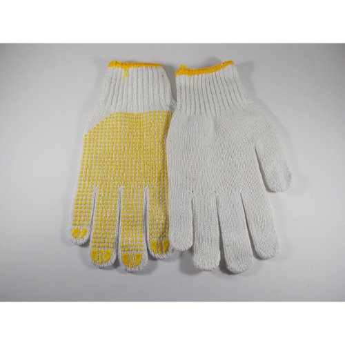 Sure grip protective mechanic gloves rubberised one size fits all