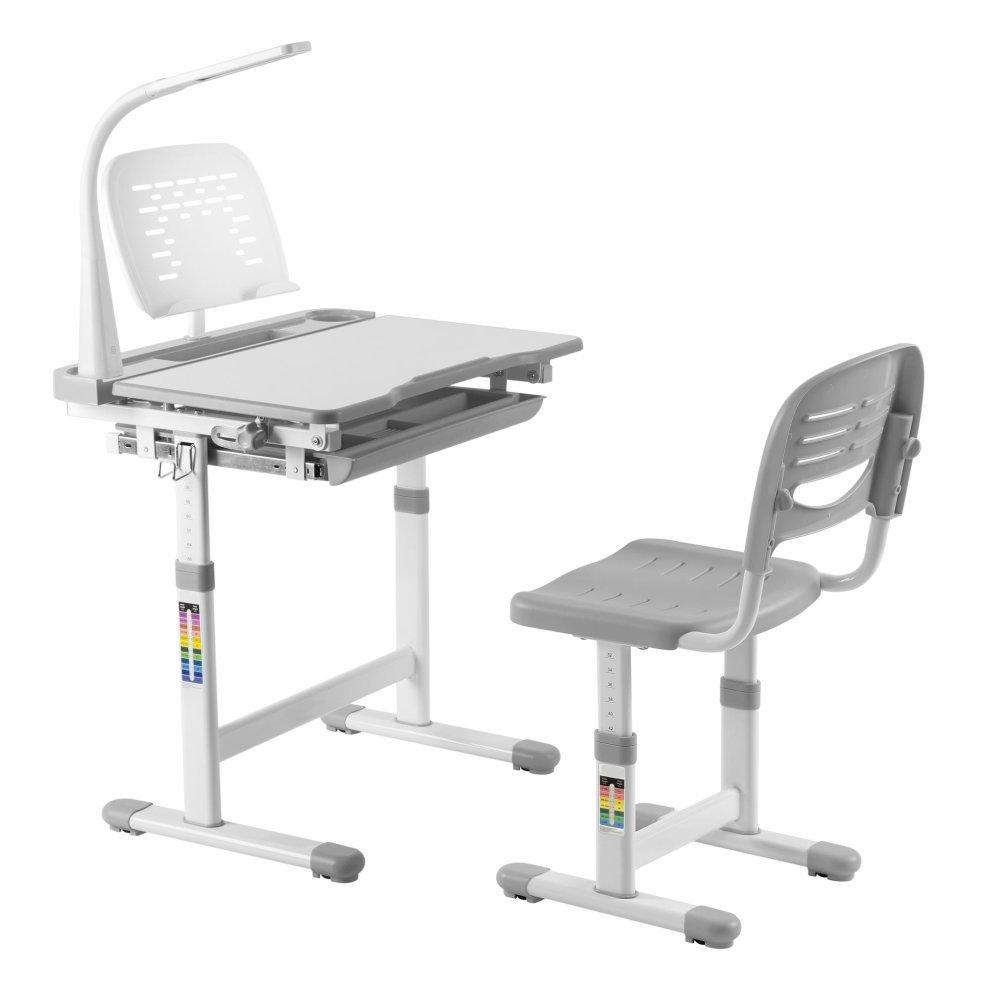 Height Adjule Kids Study Desk Chair Ergonomic Children Table Midi 4