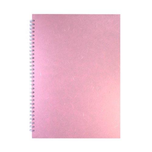 A3 Portrait, Pale Pink - Posh / White / 35