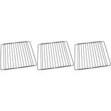 3 x Universal Oven Cooker Grill Shelf Grid Rack