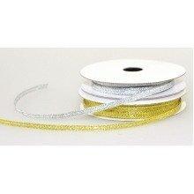 Pbx2470945 - Playbox - Metallic Ribbon (gold) - 10 M X 3 Mm
