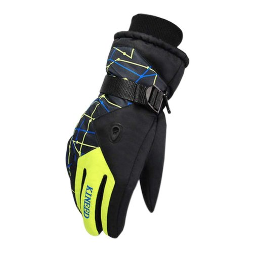 Winter Mittens For Man/Skiing Gloves/Driving Gloves/Sport Glove, M