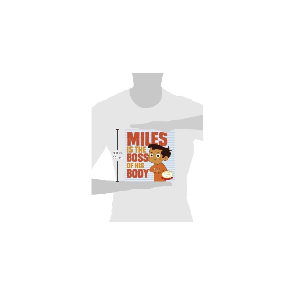 Miles Is The Boss Of His Body Safety 1