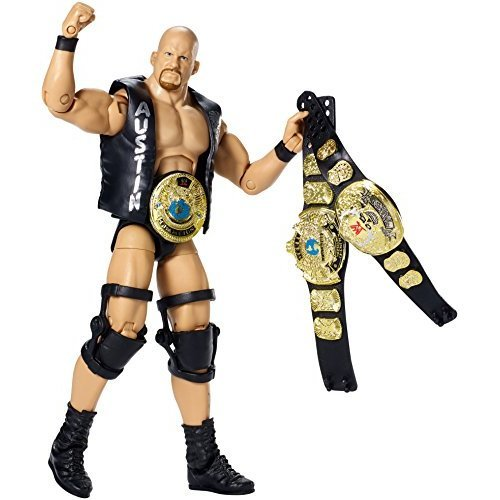 WWE Defining Moments Stone Cold Steve Austin Wrestling Action Figure
