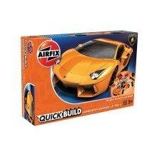 Airj6007 - Airfix Quickbuild - Lamborghini Aventador