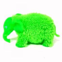 Flashing Puffer Elephant-Stretchy Toy