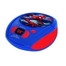 Lexibook RCD108SP Spiderman FM Radio CD Player