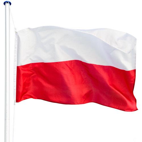 Flagpole aluminium Poland