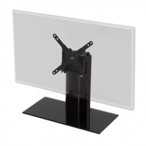 "King Universal Table Top Replacement Pedestal TV Base Stand for up to 32"" inch"