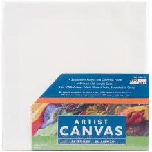 "Pro Art Stretched Artist Canvas-8""X8"""