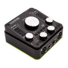 Arturia AudioFuse USB Audio Interface, Deep Black