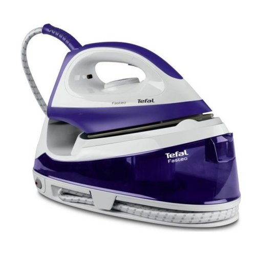 Tefal SV6020 Fasteo Steam Generator Iron 2200W 100g/min Steam Purple