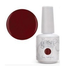 Harmony Gelish -   Soak Off Gels Nail Polish -  Red Alert - 15ML